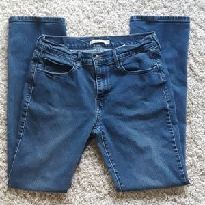 LEVIS 505 straight jeans